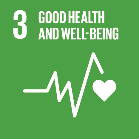 Goal 03 - Good Health and Well-being
