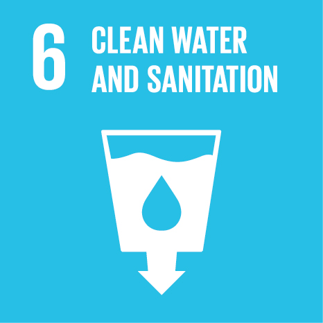 Goal 06 - Clean Water and Sanitation