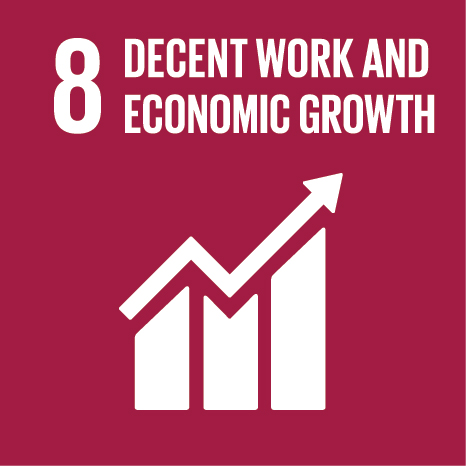Goal 08 - Decent Work and Economic Growth