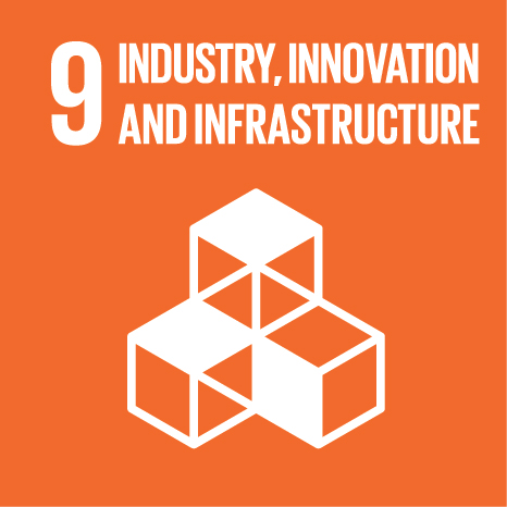 Goal 09 - Indusry, Innovation and Infrastructure