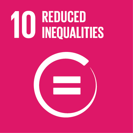 Goal 10 - Reduced Inequalities